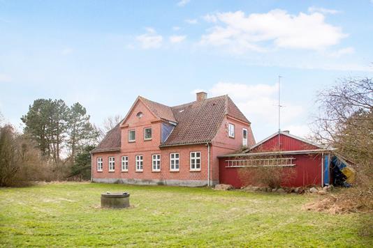 Villa på Bogøgårdvej i Læsø - Ejendommen