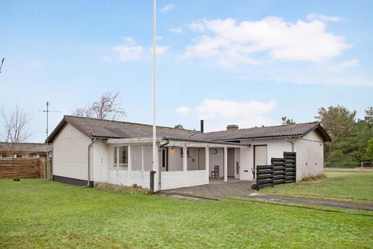 Villa på Estrupsvej i Læsø - Ejendommen