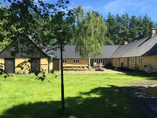 Villa på Lille Skovvej i Læsø - Andet