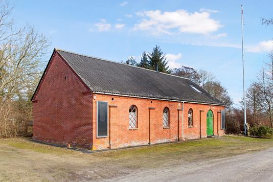 Villa på Pilealle i Læsø - Ejendommen