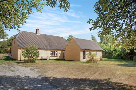Villa på Tyvhulvejen i Læsø - Ejendom 1