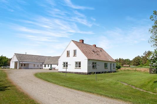 Villa på Doktorvejen i Læsø - Ejendom 1