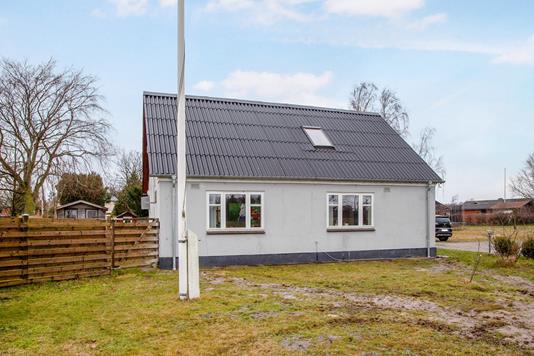 Villa på Byrum Hovedgade i Læsø - Ejendom 1