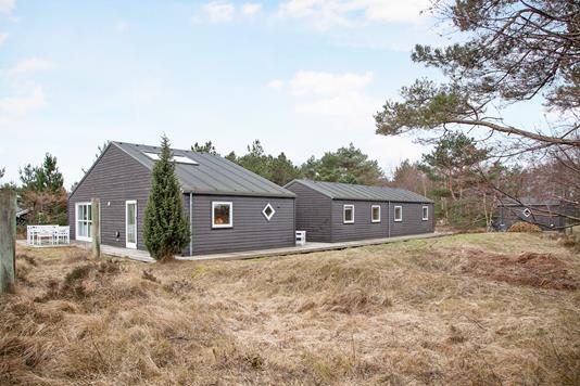 Fritidsbolig på Den Store Jolle i Læsø - Ejendom 1
