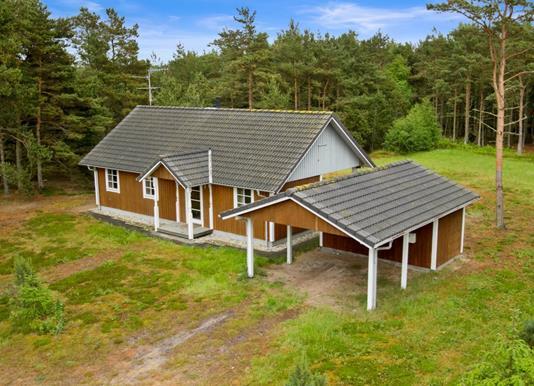 Fritidsbolig på Høgevej i Læsø - Andet