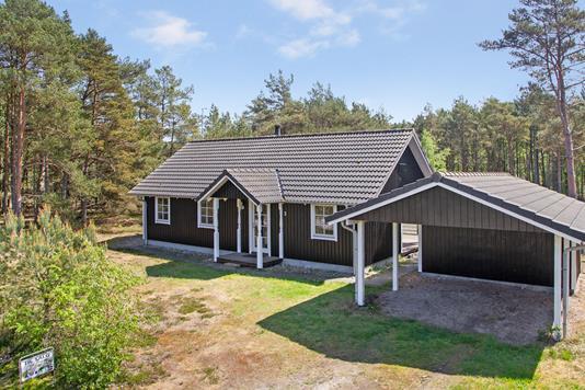 Fritidsbolig på Høgevej i Læsø - Ejendom 1