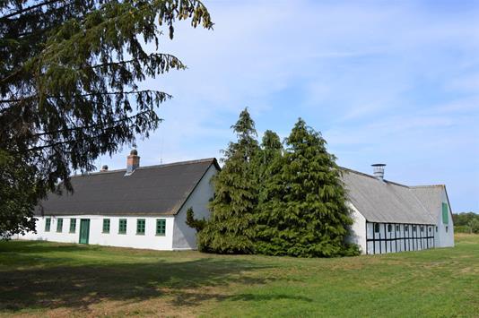 Villa på Ydegårdsvej i Læsø - Andet