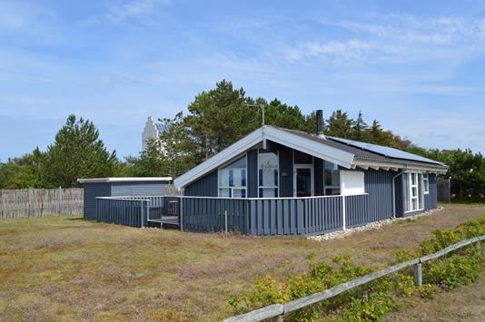 Fritidsbolig på Lodsvej i Læsø - Andet