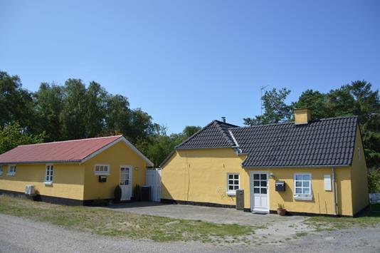 Villa på Plantagevej i Læsø - Andet