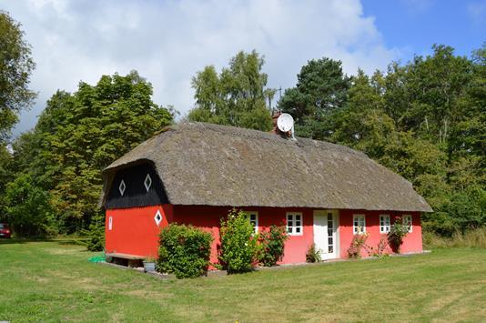 Fritidsbolig på Egegårdsvej i Læsø - Andet