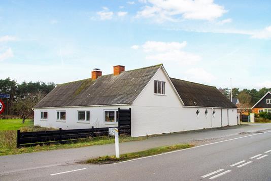 Villa på Vesterø Havnegade i Læsø - Ejendom 1