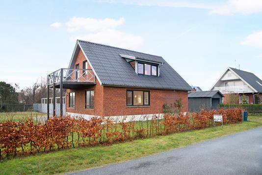 Villa på Hejrevej i Læsø - Ejendommen