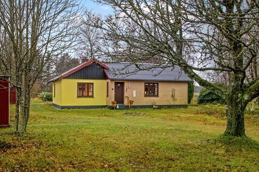 Villa på Hundetudevej i Læsø - Ejendommen