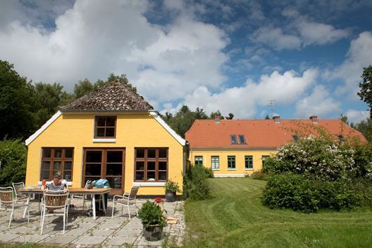 Villa på Hals Skolevej i Læsø - Andet