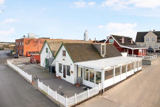 Villa på Østerby Havnegade i Læsø - Ejendommen