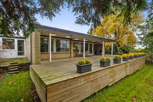 Villa på Plantagevej i Birkerød - Terrasse