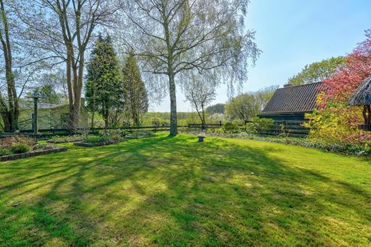 Villa på Sjælsøvej i Birkerød - Have