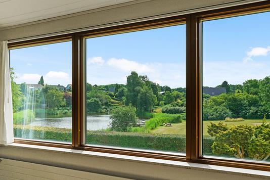 Villa på Vibeengen i Birkerød - Udsigt
