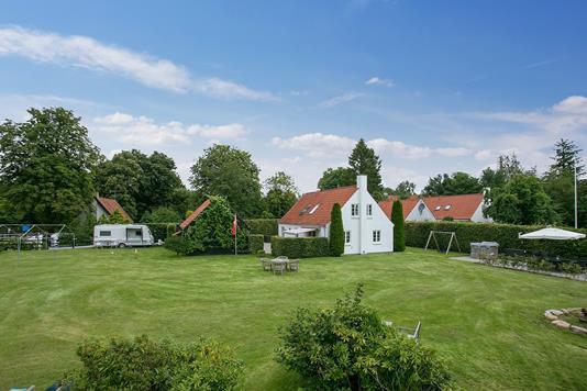 Villa på Sandbjergvej i Hørsholm - Ejendommen