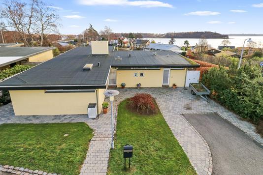 Villa på Plantagevej i Birkerød - Mastefoto