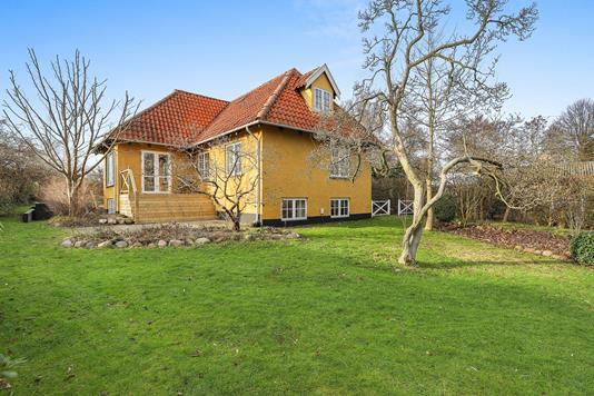 Villa på Kajerødvej i Birkerød - Have