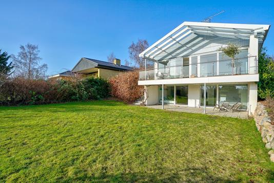 Villa på Furesøbakken i Birkerød - Have