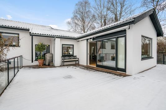 Villa på Rørmosevej i Birkerød - Hus