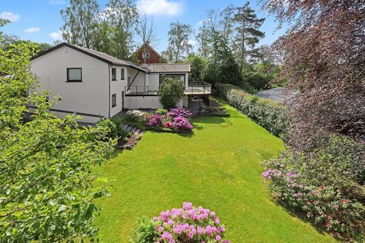 Villa på Rørmosevej i Birkerød - Have