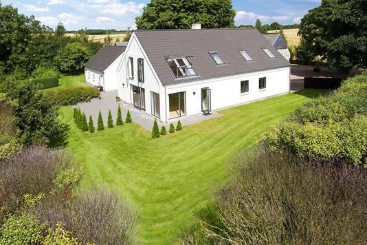 Villa på Gl Kattrupvej i Hovedgård - Andet