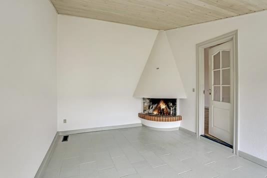 Villa på Præstevænget i Horsens - Stue