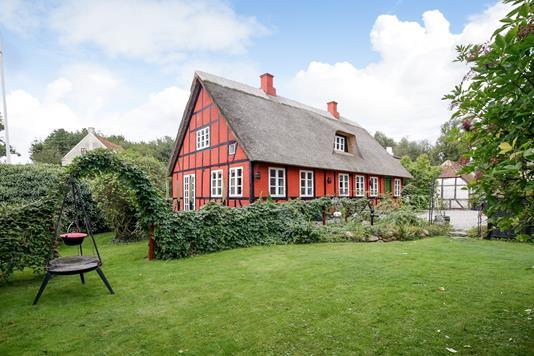 Villa på Møllebæk i Horsens - Ejendommen