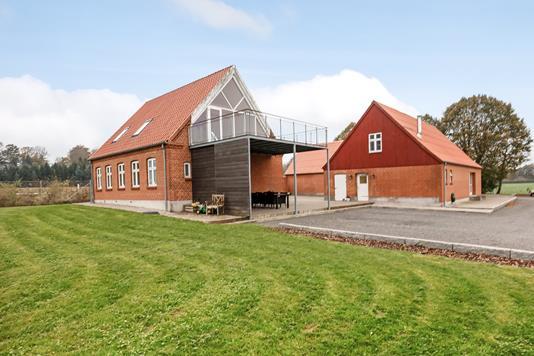 Villa på Bollervej i Horsens - Ejendommen
