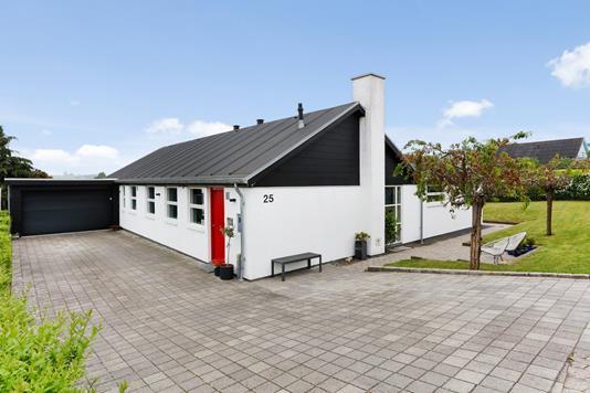 Villa på Agerbakken i Horsens - Facade