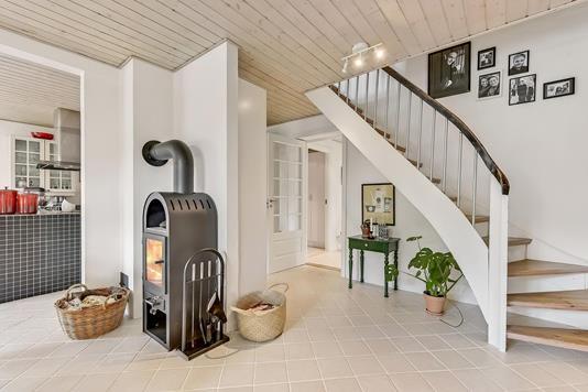 Villa på Frederiksbergalle i Horsens - Alrum