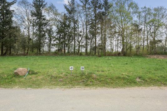 Helårsgrund på Kløvermarken i Horsens - Andet