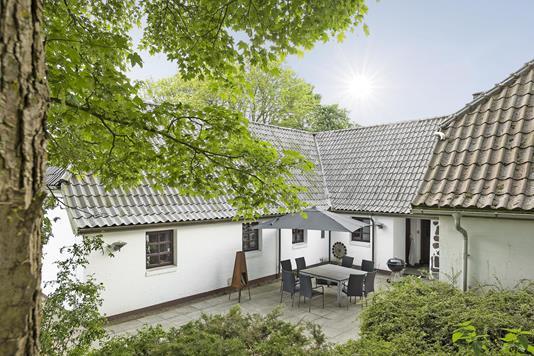 Villa på Serridslevvej i Horsens - Ejendommen