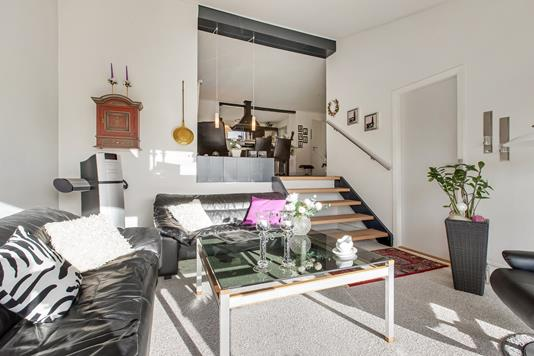 Villa på Ahornvej i Horsens - Stue