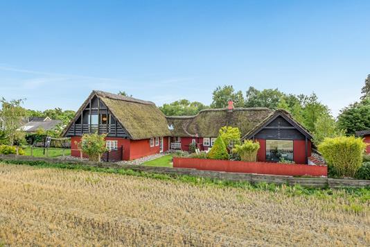 Villa på Magdalenevej i Juelsminde - Ejendommen