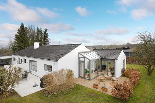 Villa på Turkisvej i Horsens - Ejendommen