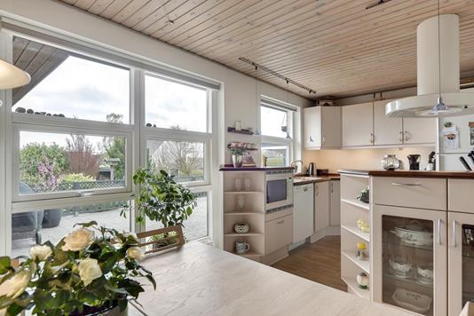 Villa på Hovmarksvej i Horsens - Spisestue