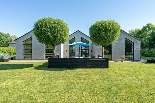 Villa på Langballe i Horsens - Ejendommen
