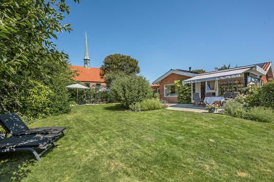Villa på Danasvej i Horsens - Ejendommen