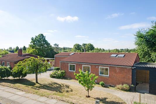 Villa på Fasanvej i Horsens - Ejendommen