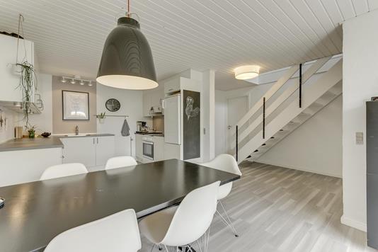 Villa på Sundbakken i Horsens - Alrum