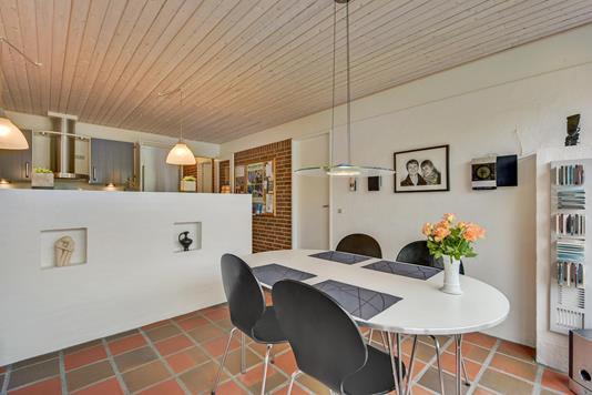 Villa på Dalagervej i Horsens - Alrum