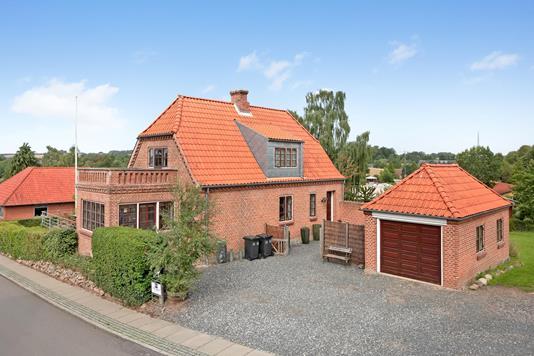Villa på Skovvænget i Horsens - Ejendommen