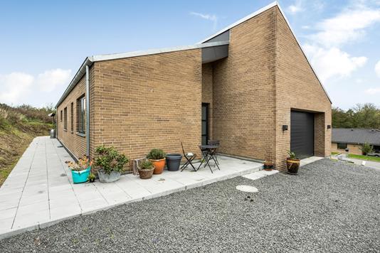 Villa på Røde Mølle Banke i Horsens - Ejendommen