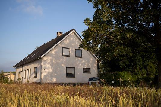 Villa på Vandmøllevej i Horsens - Facade
