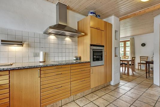 Landejendom på Naldalvej i Østbirk - Køkken