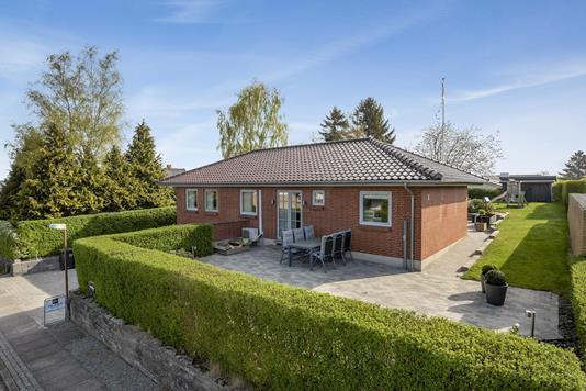 Villa på Rødkløvervej i Horsens - Ejendommen